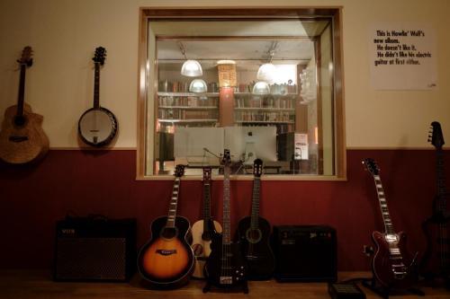 Studio B (Opname ruimte 2)